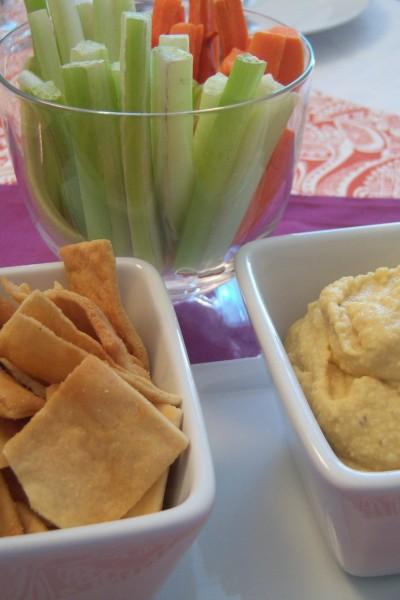 The Remix: Homemade Hummus